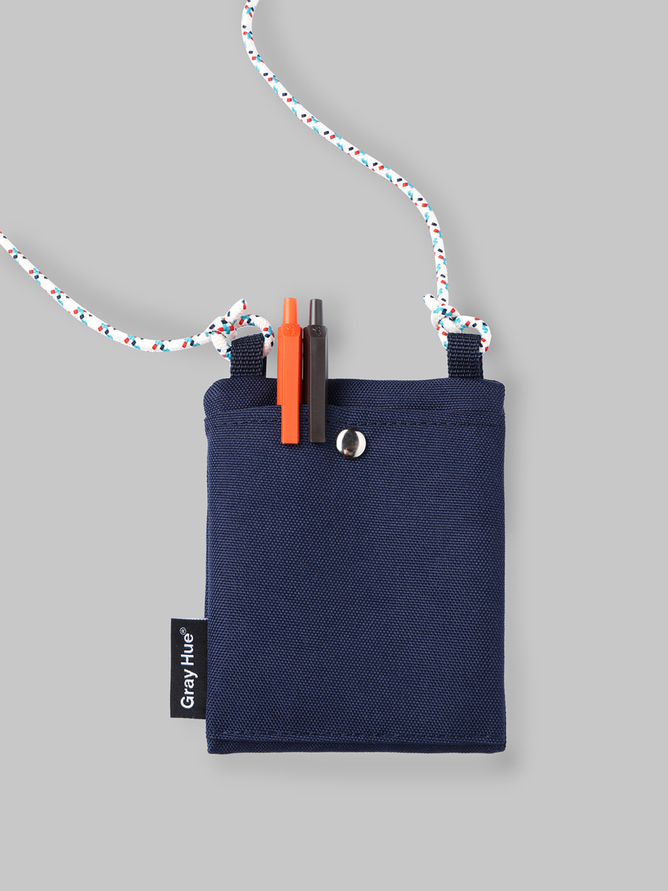 그레이휴MINI SACOCHE BAG navy