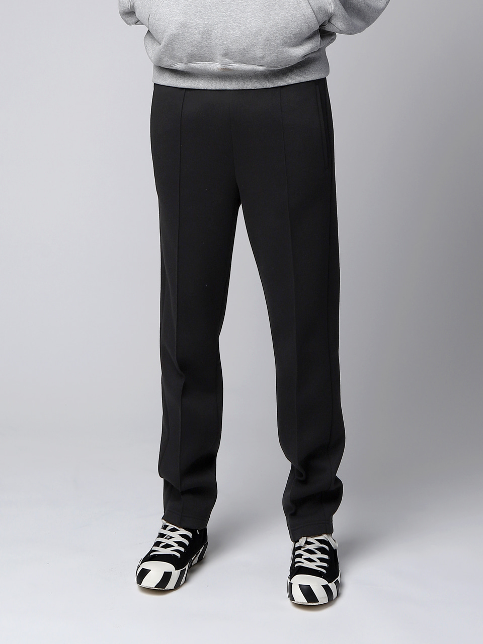 그레이휴Technical Jersey Pants, Black